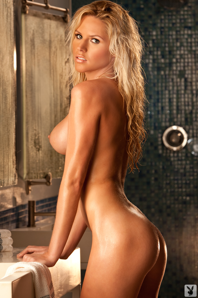 Playboy Playmate Ashley Mattingly Nude