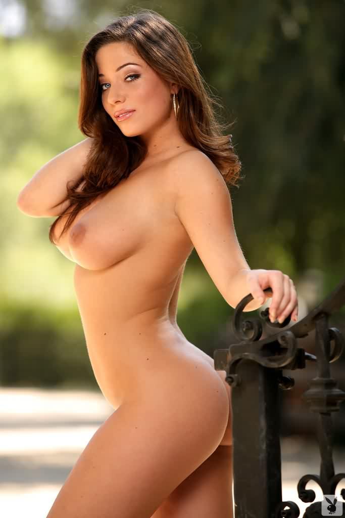 Melissa Marie Gonzalez Topless