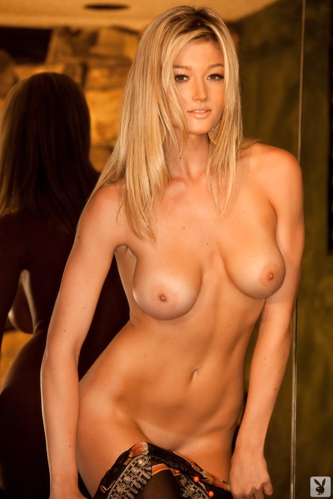 Nude playmates rubia fotos