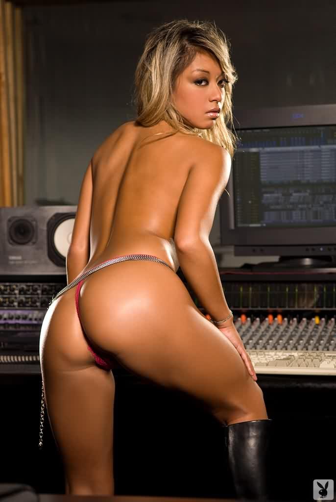 Reine Frauen nackt im Playboy, Nacktes sexy Arschmädchen