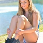 Ftv Girls Cara – Sporty Trail Runner